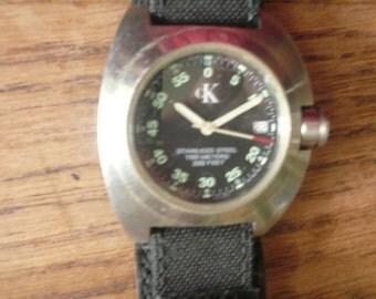 Vintage watch Calvin Klein cK