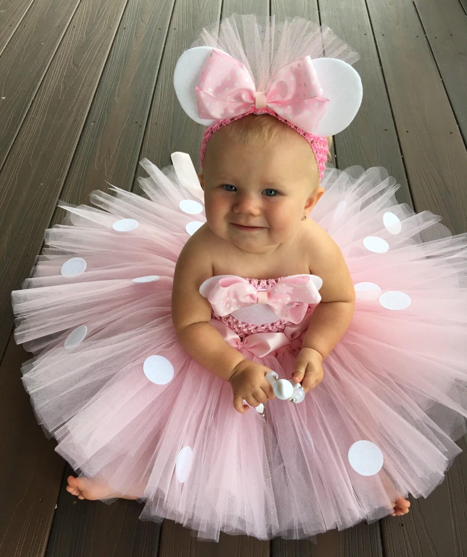 Princess minnie mouse inspired tutu dress minnie mouse - Princesse minnie ...