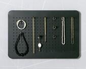 Jewelry display – Jewelry storage - Necklace holder - Necklace display - Earring stand - Bracelet organizer
