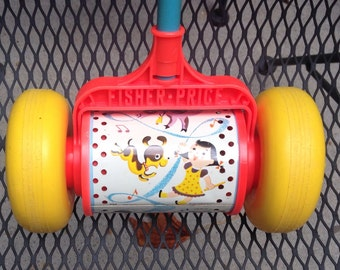 Fisher Price Musical Push Toy