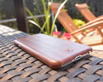 Rosewood Iphone 6/6plus Case