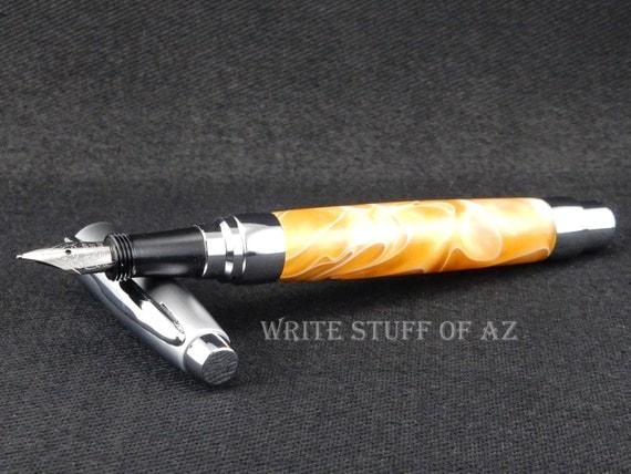 FOUNTAIN Pen (FP) in Butterscotch Yellow