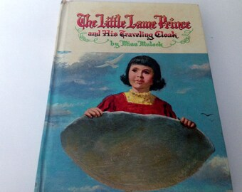 The Little Lame Prince and His Traveling Cloak - Whitman Book 1964
