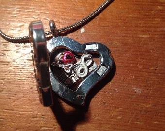 Lover  floater locket