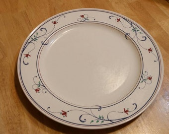 """On Sale Mikasa Intaglio Replacement 12 inch Serving Plate """"Annette"""" Style Made in Japan Vintage Kitchen"""