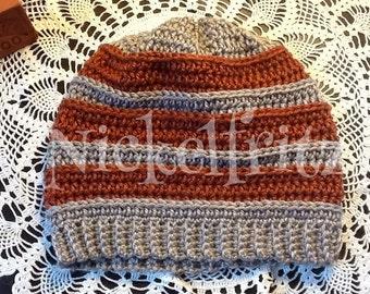 Rusty stripes Hat