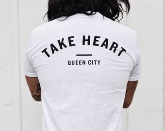 Queen City Take Heart Benefit Shirt