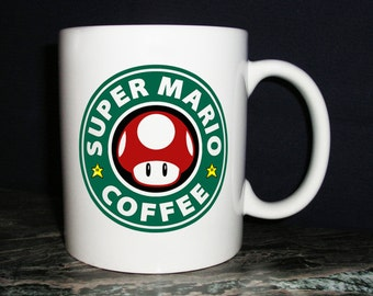 Super Mario Coffee Mug