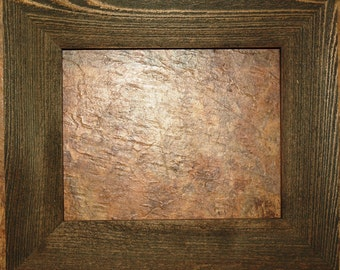 2.5 inch Slate Cypress Picture Frame