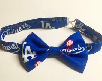 Dodger bow ties adjustable