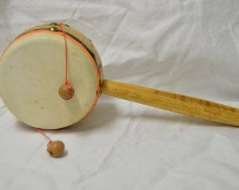 Monkey Drum Instrument