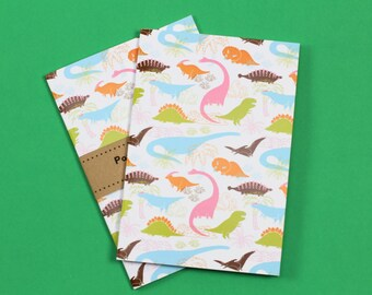 Doofy Dinos A5 Notebook