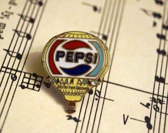 Pepsi Balloon Lapel Pin