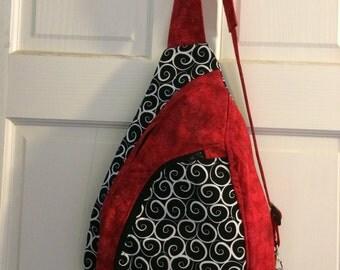 Sling Bag/Back Pack (made to order)