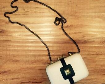 UO Boxy clutch/purse by deena&ozzy
