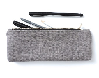 Pencil Case Zipper Pencil Pouch