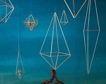 Wedding geometric shapes