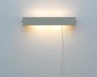 "Industrial wall lamp: ""Light-Box"""