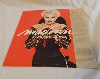Madonna You Can Dance vinyl record