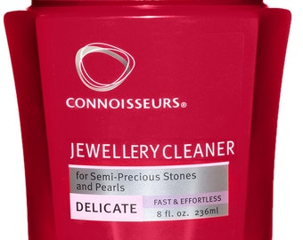 Connoisseurs Pearls, Opal, costume jewelry Jewellery cleaner / delicate cleaning dip