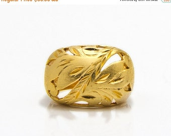 ON SALE 25% OFF Russien Ring - Gold Ring