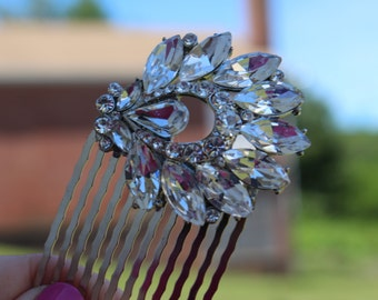 Bridal Hair Comb/ Hair Jewelry/ Wedding Hair Comb