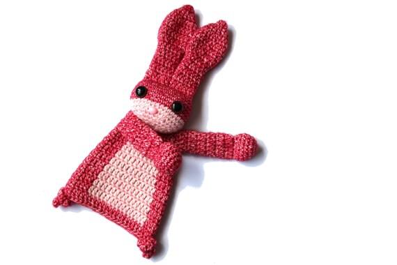 Baby konijntje Mini Ragdoll gehaakte amigurumi patroon PDF INSTANT DOWNLOAD
