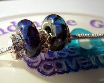 Handmade Lampwork Large Hole Beads