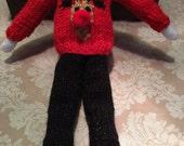 Elf christmas outfit Christmas elf elf clothes elf girl elf boy rudolph