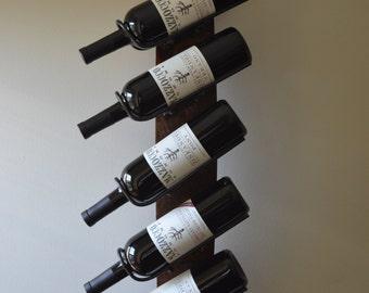 6-bottle Wall Wine rack