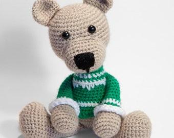 Ready to ship! Frankie the Bear