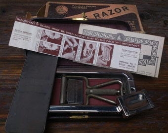 Vintage Rolls Razor N0.3 boxed and unused