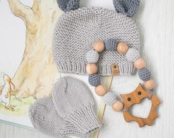 Newborn Gift Set / Baby Shower Gift / New Baby Gift / Newborn Gift Set / New Parents Gift / Gender Neutral Baby Gift