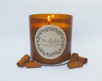 Cinnamon Chai Candle