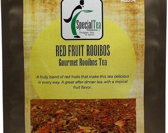 Red Fruit Loose Fruit Blend Tea - 20 Tea Bags