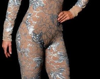 Body suit  Leotard Unitard Body Catsuit