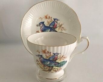 Royal Dover Teacup and Saucer Set