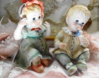 Lefton Piano Babies