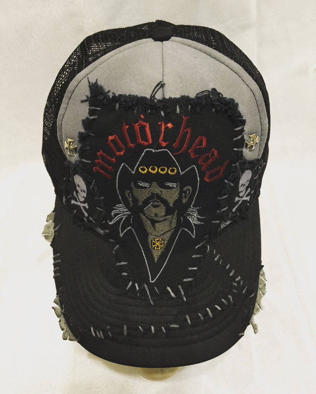 Motörhead Hat By Chad Cherry