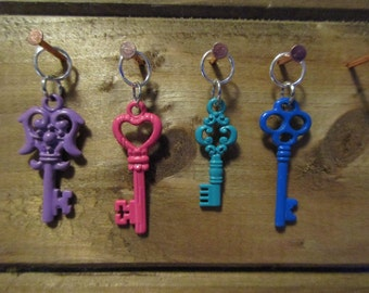 Key Stitch Markers