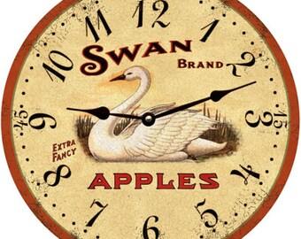 Swan Clock