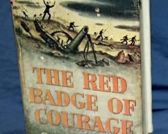 The Red Badge of Courage by Stephen Crane, 1951, published by Random House