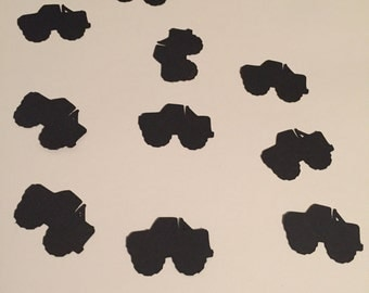 Monster Truck 4x4 Table/Card/Envelope Confetti