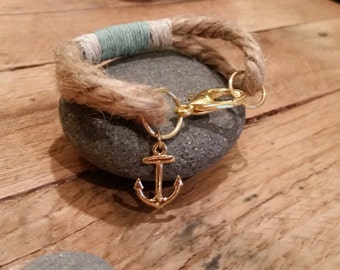 Mainely Thin Rope Bracelet