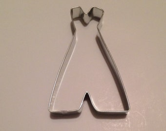 "4"" Tepee Cookie Cutter"