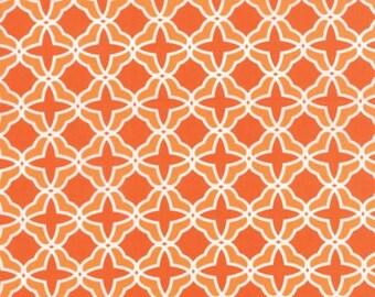 Moda fabric by the yard - orange fabric - orange Moda fabric - Best Day Ever fabric line - #16111