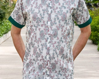 Short-sleeved shirt - Spring Collection