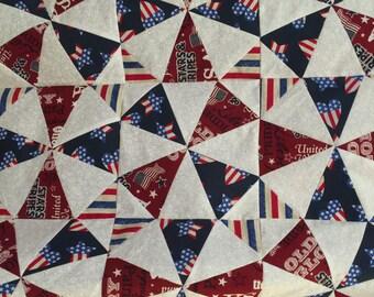 Patriotic quilt kit   Etsy : patriotic quilt kits - Adamdwight.com