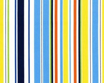 Seaside Stripe by  Michael Miller Sold By the Yard #464