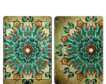 iPad Skin - Mandela by Evan Eckard - for iPad mini, iPad Pro, iPad Air, Retina - Sticker Vinyl Decal